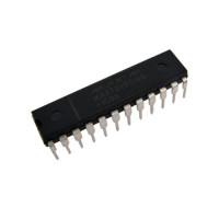 Драйвер 8-разрядного светодиодного индикатора MAX7219CNG