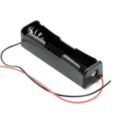 Контейнер для аккумуляторов 18650 х1