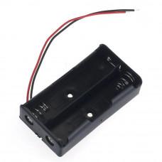 Контейнер для аккумуляторов 18650 х2