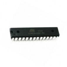Микроконтроллер ATMEGA328P-PU MCU AVR 32K flash 20MHz DIP-28