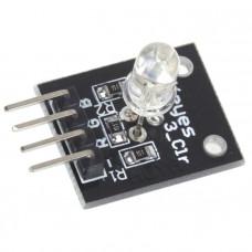 Модуль RGB-светодиода KY-016
