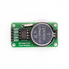 Модуль реального времени без батарейки DS1302RTC