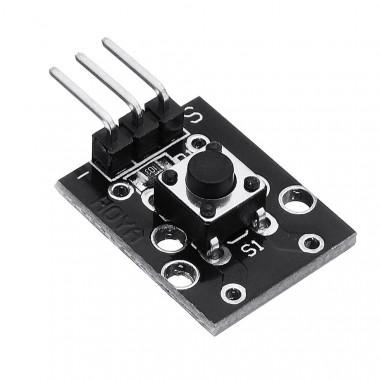 Модуль тактовой кнопки KY-004