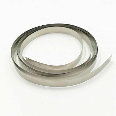 Никелированная соединительная пластина для 18650 аккумуляторов (0,1мм х 5мм x 1000мм)
