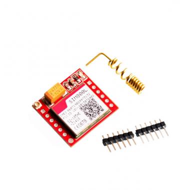 GSM/GPRS модуль SIM800L с проволочной антенной