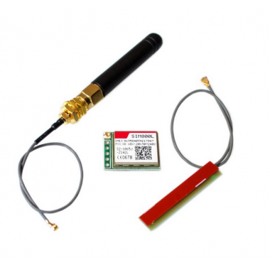 GSM/GPRS модуль SIM800L Quad Band W/антенна