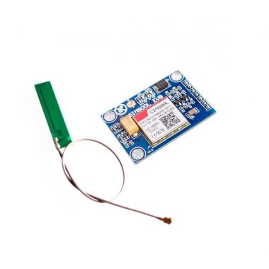GSM/GPRS модуль SIM800L PCB антенна