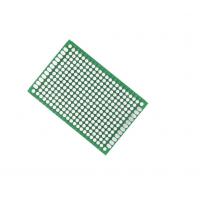 Печатная плата для прототипирования двусторонняя 4х6см