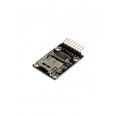 MicroSD-card модуль
