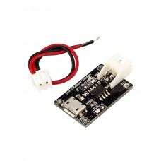 MicroUSB Li-Ion плата заряда батареек
