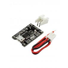 TP4056 Li-Ion плата заряда батареек с защитой
