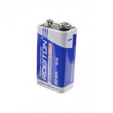 Батарейка крона Robiton Standart 6F22 9V