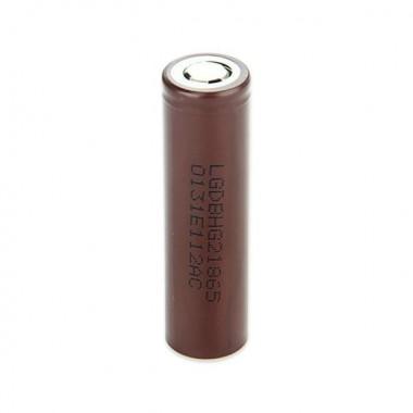 Аккумулятор LGDBHG21865 (18650), 3000 мАч, 3.6 В, 20 А