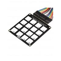 Емкостная сенсорная клавиатура 16 клавиш