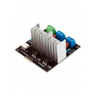 Модуль диммера переменного тока, 2 канала