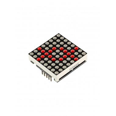 Матричный LED модуль 8x8 Robotdyn (Красный)