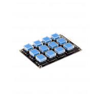 Модуль кнопочной клавиатуры 3х4