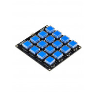 Модуль кнопочной клавиатуры 4х4