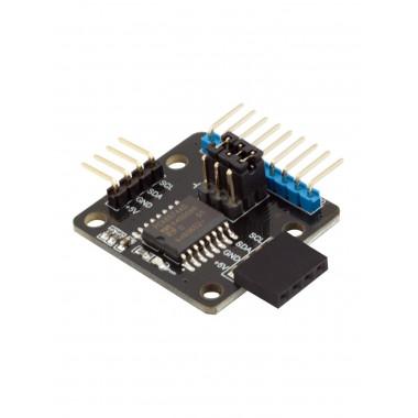 Модуль расширения ввода вывода I2C 8-bit