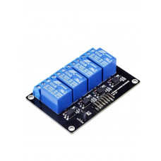 Релейный модуль 5 В, 10 А (x4)