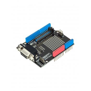 RS232 Шилд для Arduino Uno