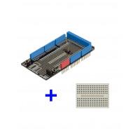 Шилд для прототипирования Arduino Mega