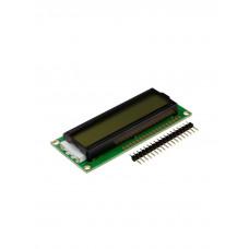 LCD RGB дисплей 1602 (2 ряда 16 колонок)