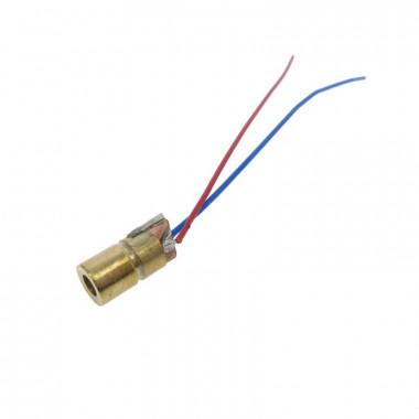 Диодный лазер с красной точкой