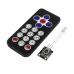 Комплект ИК-приёмник с пультом HX183