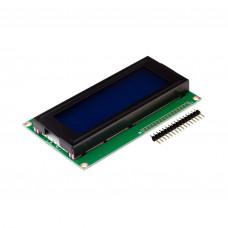 LCD дисплей 2004 (4 ряда 20 колонок/Синий)