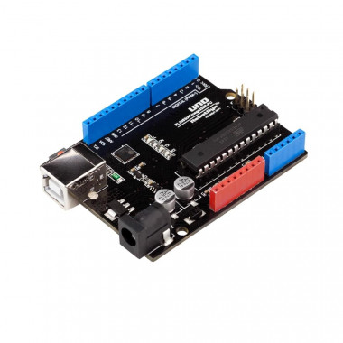 Arduino Uno R3 USB-B (совместимая)