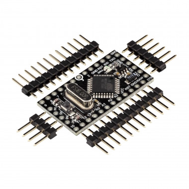 Arduino Pro Mini ATmega328P 16МГц 5В (RobotDyn) (совместимая)