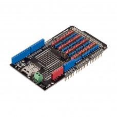 Шилд датчиков для Arduino Mega 2560 (SD-card logger)