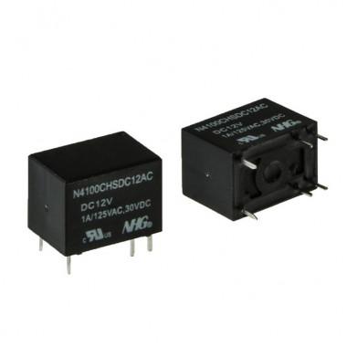 Реле электромагнитное 4100-C-H-DC12-A(0.2W) FORWARD