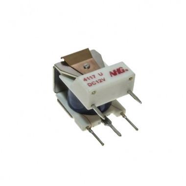 Реле электромагнитное 4117-U-O-20A-12VDC-1.0 FORWARD