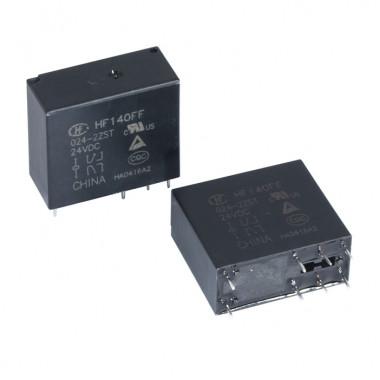 Реле электромагнитное HF140FF/024-2ZST HONGFA