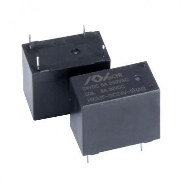 Реле электромагнитное HK32F-DC24V-SHAG HKE