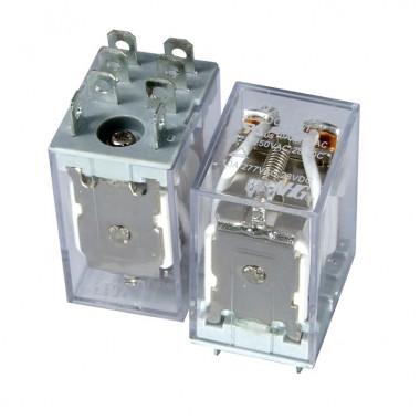 Реле электромагнитное JQX-13F-2C-A-24VDC-1 FORWARD