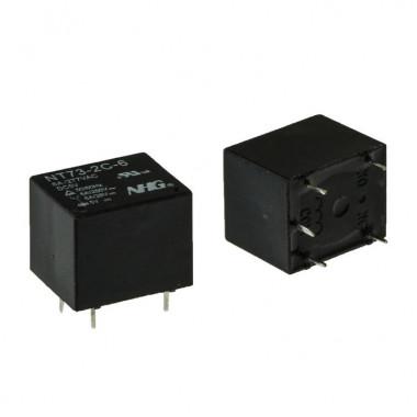 Реле электромагнитное NT73-2-C-15-DC5V-0.36 FORWARD