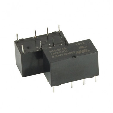 Реле электромагнитное M4-5HA FORWARD