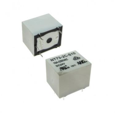 Реле электромагнитное NT73-2-CS-10-DC24V-0.36 FORWARD