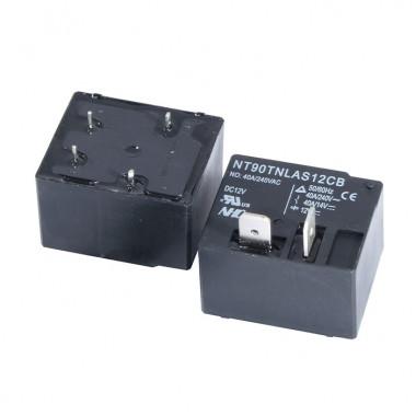 Реле электромагнитное NT90T-N-L-A-S-DC12V-C-B FORWARD