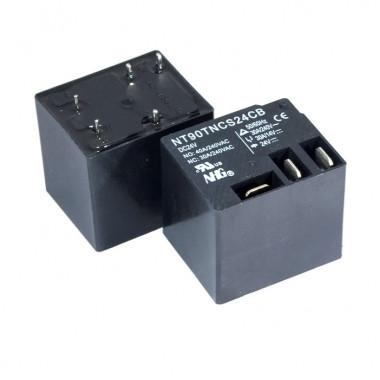 Реле электромагнитное NT90T-N-C-S-DC24V-C-B-0.9 FORWARD