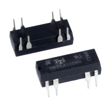 Реле электромагнитное TRR1A12D00-R TTI