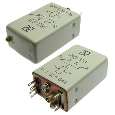 Реле электромагнитное РКМП-1 РС4.523.642