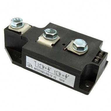 Модуль тиристорный МТОТО9/3-200-12 (201*г)