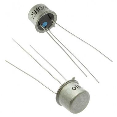 Низковольтный тиристор 2У104Г