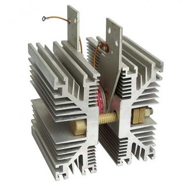Тиристор силовой Т253-1250-10 + О-153