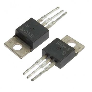 Тиристор силовой ТС106-16-6