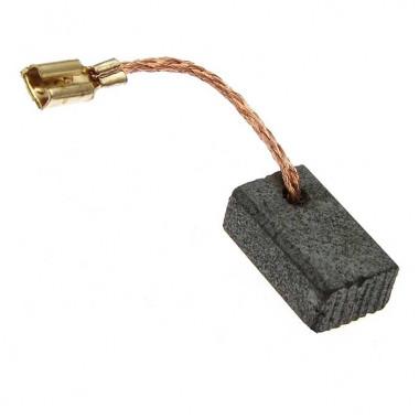 Щетка для электродвигателя brush 5.5x8.5x13.5 wire